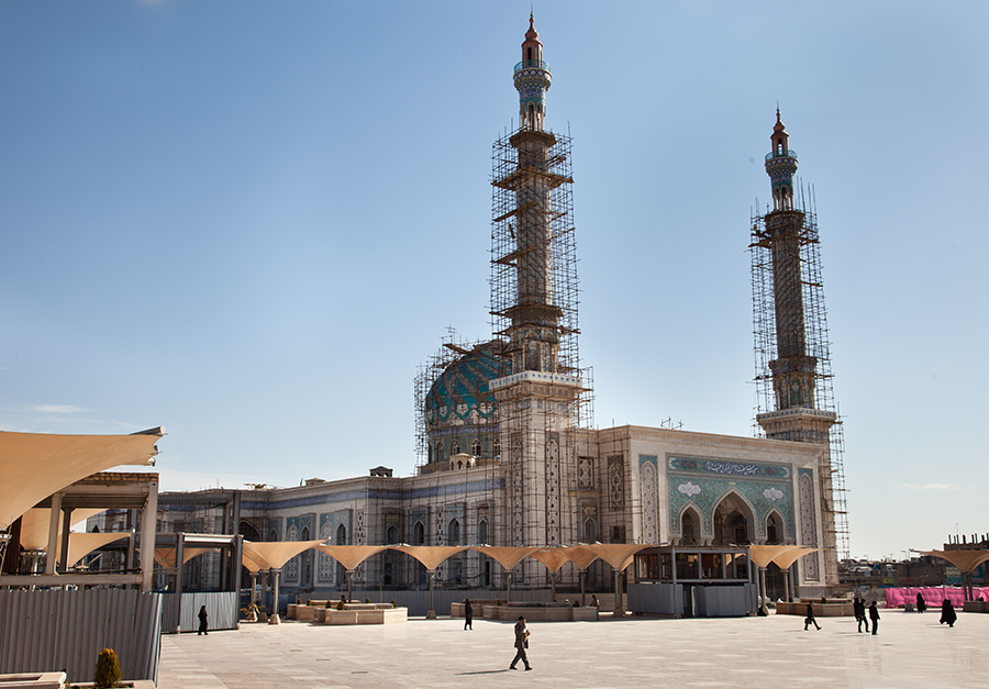 Qom Mosque project
